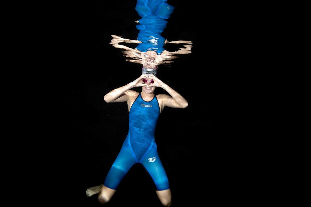 Mie Nielsen Adds 50 Back Win on Day 4 of Danish Open