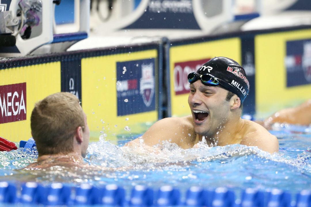 Meet the 2016 US Olympic Swim Team: Cody Miller