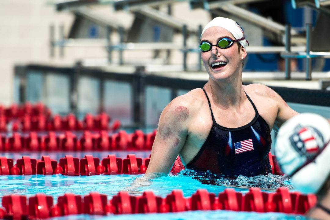 Missy Franklin Reboots Under Georgia's Jack Bauerle