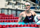 In Retirement, Olympian Missy Franklin Can Now Barely Swim