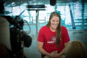Missy Franklin Torna A Nuotare Ma Dice No All'Agonismo