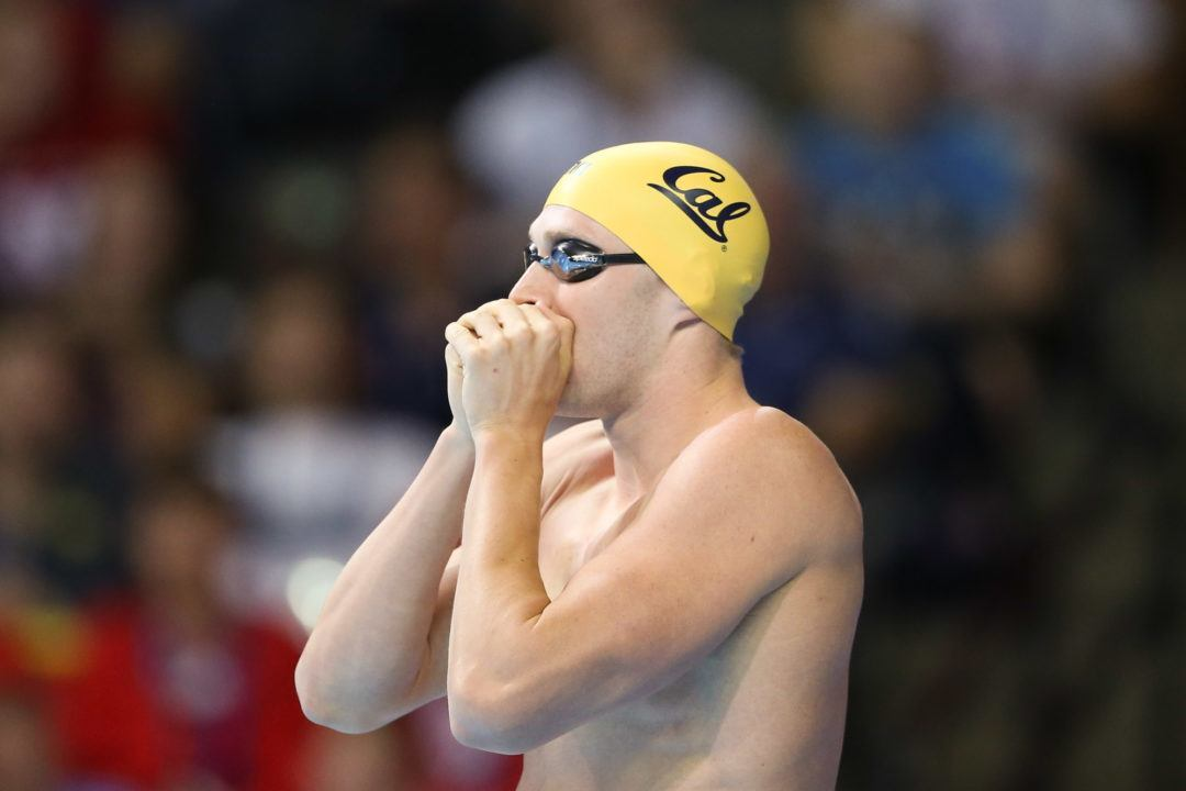 Ryan Murphy Named Pac-12 Men's Swimmer of the Month