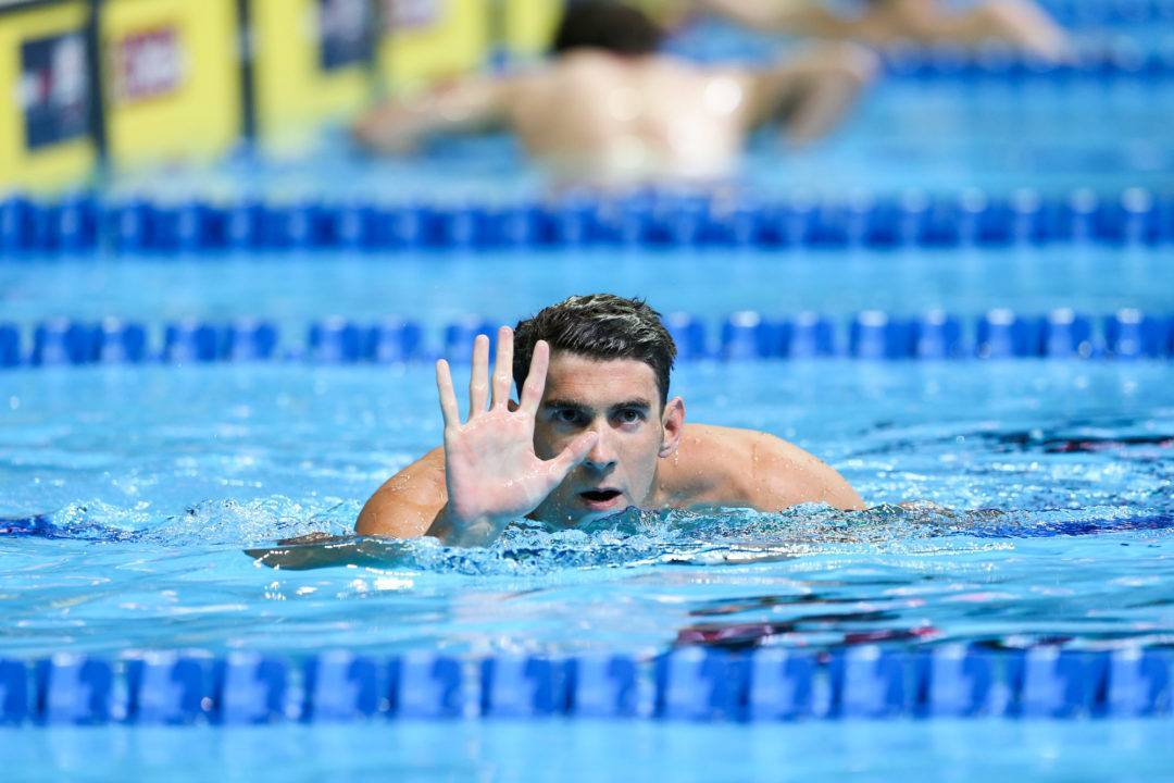 Michael Phelps Will Not March at Opening Ceremonies in Rio
