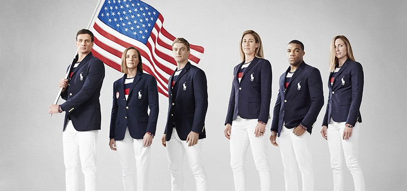 Team USA 2016 Olympic Opening Ceremony Outfits Revealed