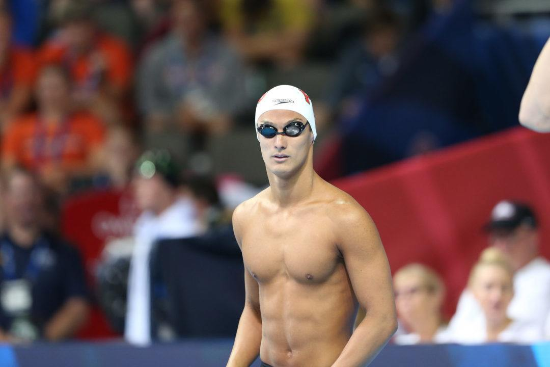 USA Swimming Releases List of 2015-2016 Scholastic All-Americans