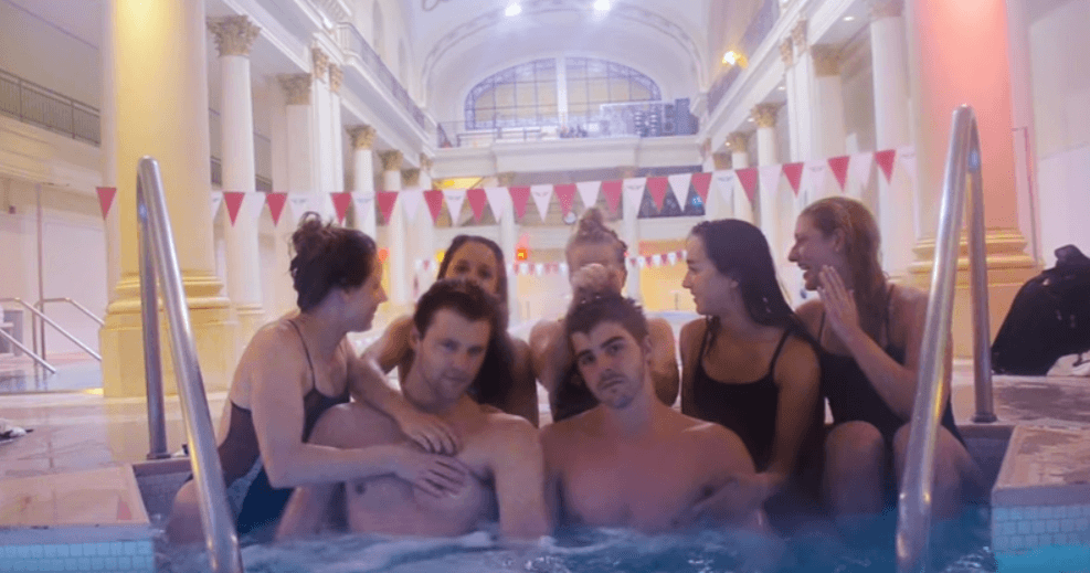 Watch The Original Swimtastic Rap Video: The Speedo Rap