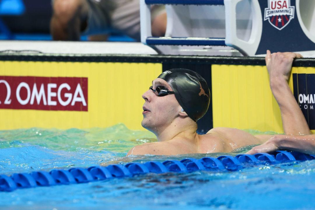 Meet the 2016 USA Olympic Swim Team: Clark Smith
