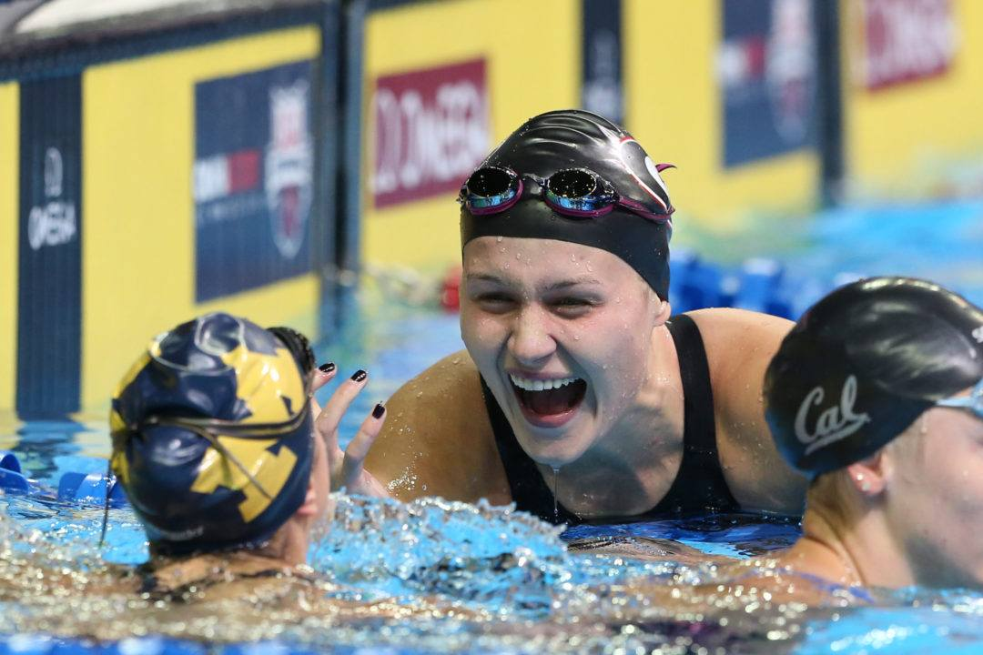 Meet the 2016 USA Olympic Team: Olivia Smoliga