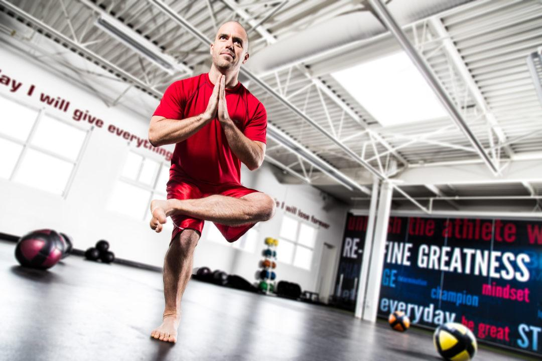 Yoga for Swimmers: 4 Poses for Injury Prevention