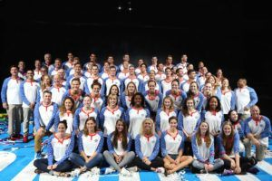 2016 U.S. Olympic Swimming Team Complete Roster