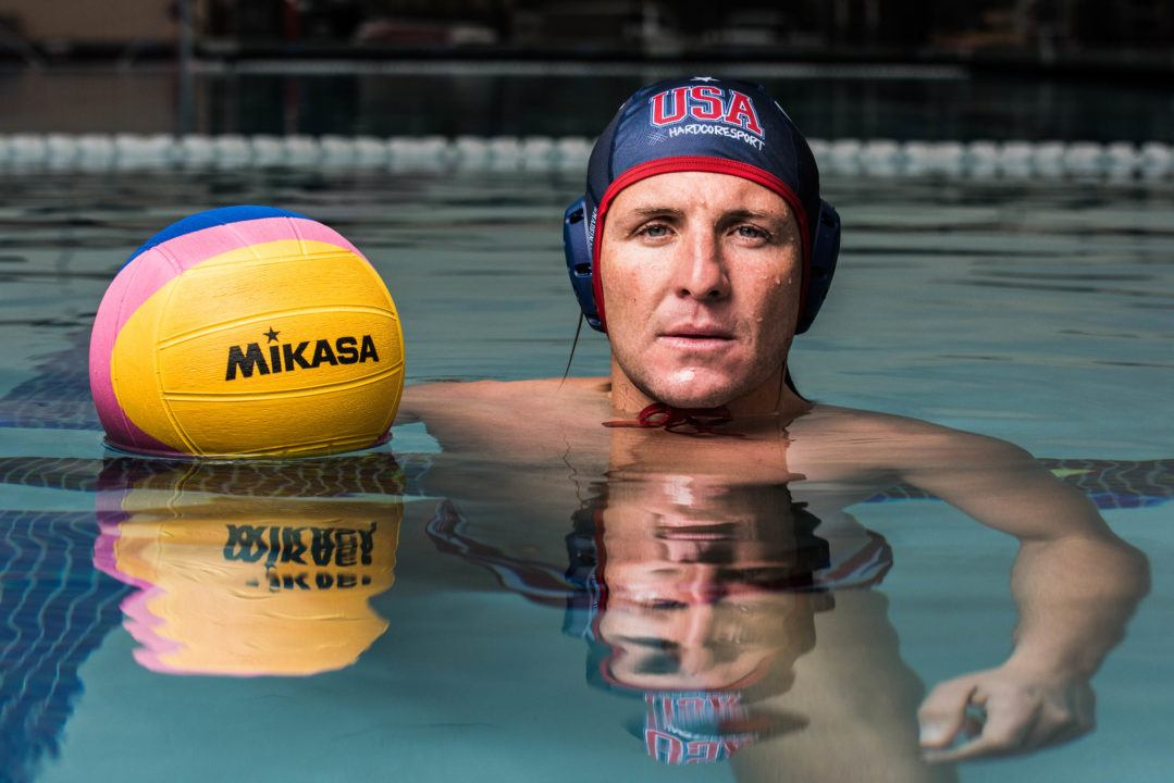 5-Time USA Water Polo Olympian Tony Azevedo Announces Retirement
