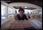 Watch the 2016 U.S. Olympic Team Sign Official Flags
