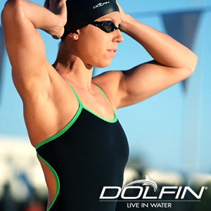 Dolfin Varsity Solid Block