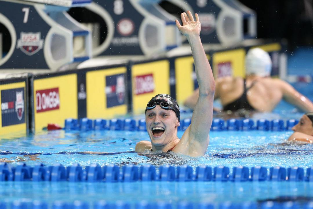 Worrell Crashes 100 Fly Party On Day 1 of FINA World Cup – Tokyo