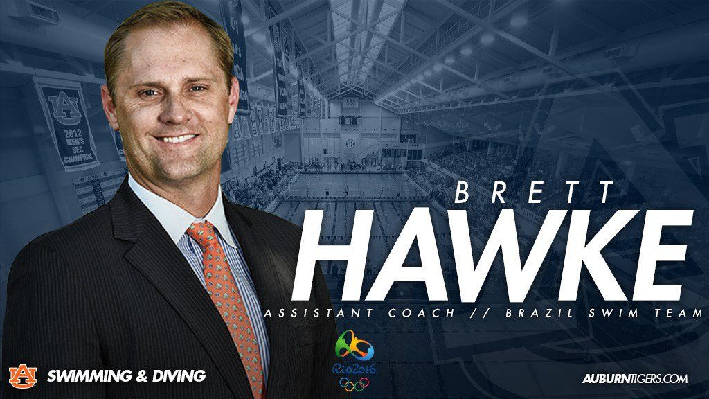 Brett Hawke Selected As Assistant For Brazilian Olympic Team