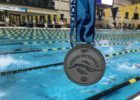 Medal from Mizzou 2016 summer sectional. Photo courtesy Shawn Klosterman
