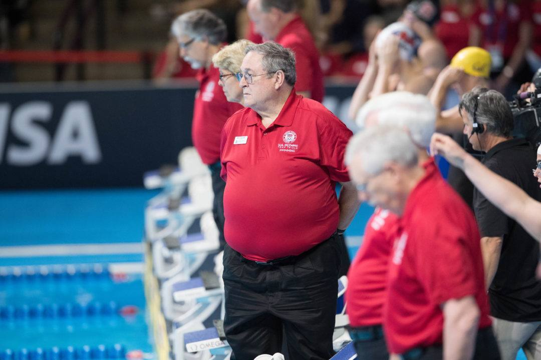 USA Swimming Names First 23 Officials for 2020 US Olympic Trials