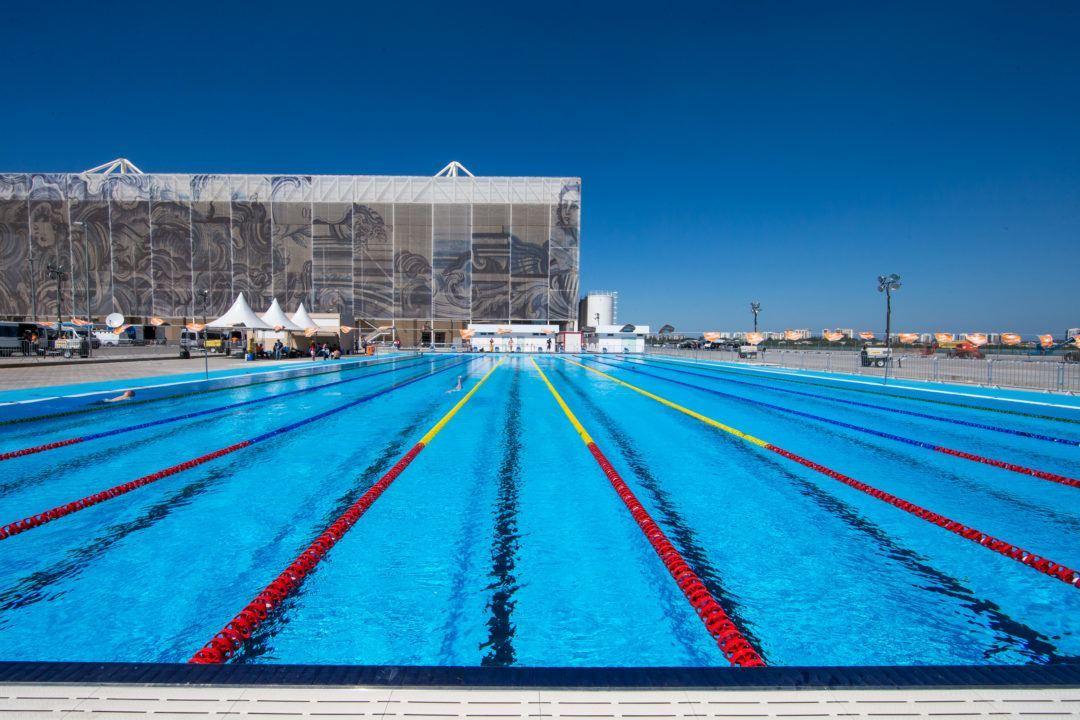 FINA Mistakenly Invites Greek Swimmer Vourna To Swim In Rio