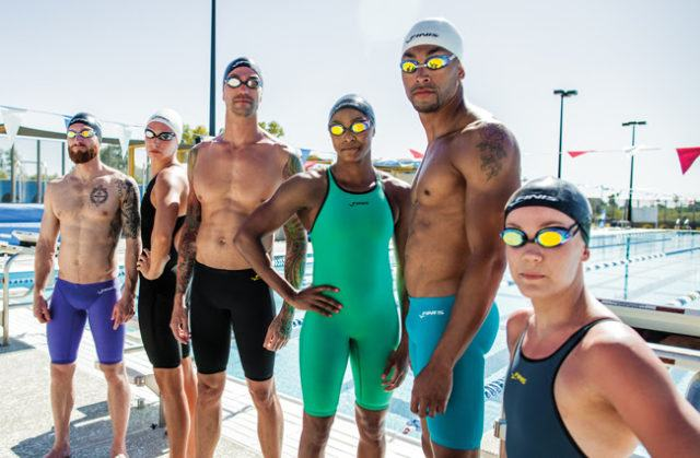FINIS 2016 Olympic Team