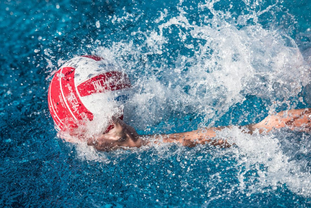 USC Stays Atop Men's Water Polo Top-20 Rankings