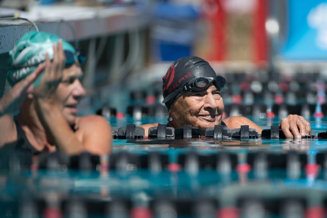 BP2017: Más de 3.000 nadadores masters se han inscrito para competir