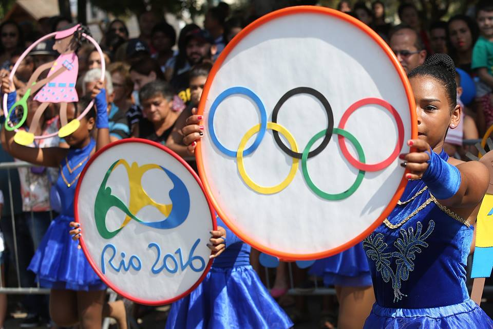 Surplus Food from Olympic Village Being Used to Feed Rio's Hungry