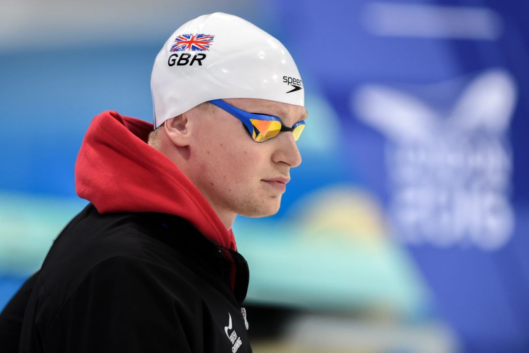 Peaty Posts 2nd Fastest 50 Breaststroke Ever At British Nationals