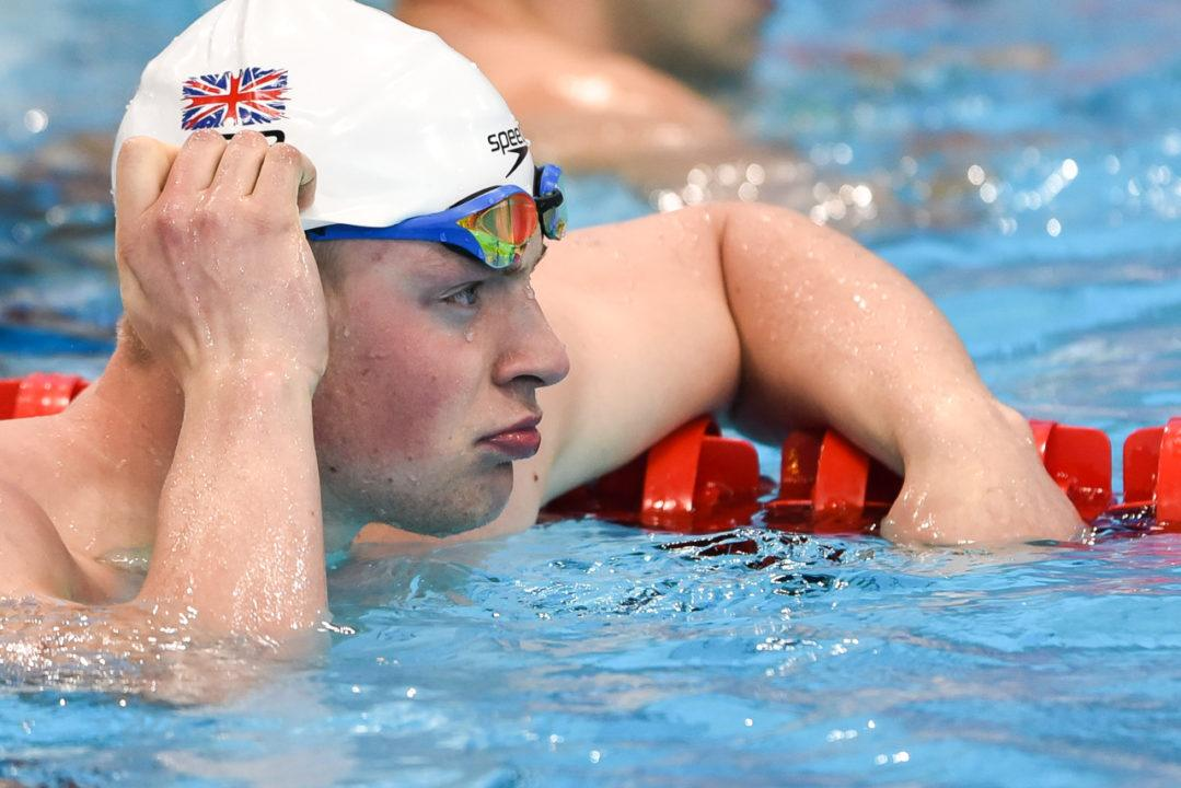 Adam Peaty Swims 2nd-Fastest 100 Breast Ever In Semi-Finals