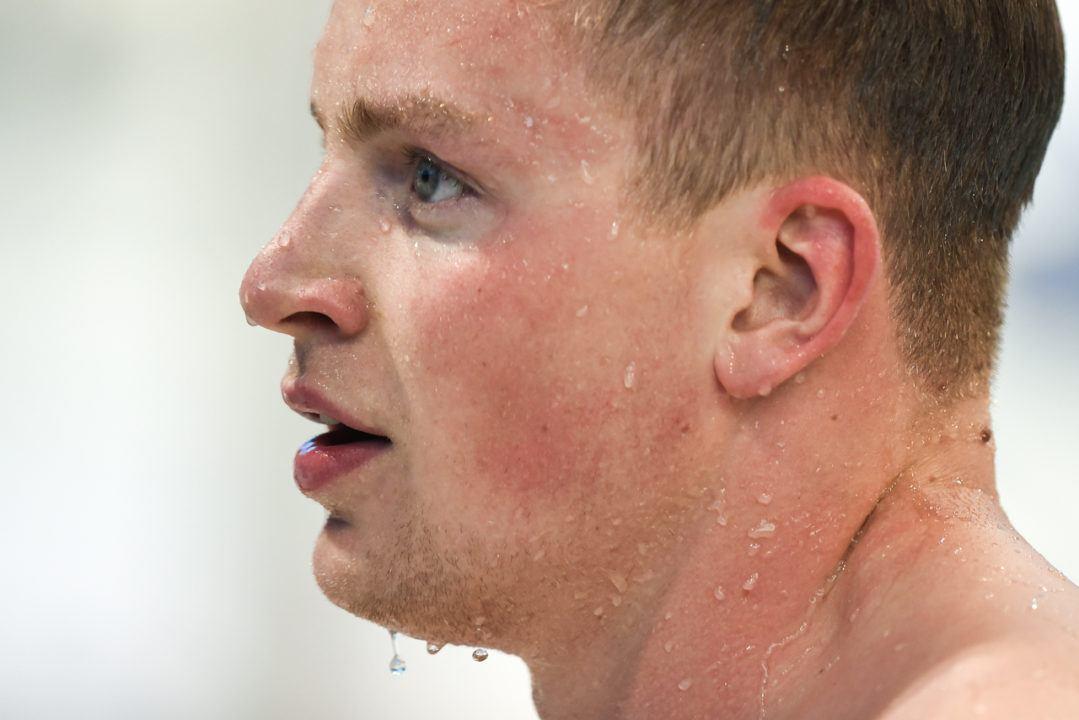 Mixed Relay Will 'Add Spice' To Tokyo 2020 Olympics, Per Adam Peaty