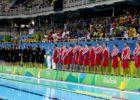Brasil x Croacia durante partida realizada no OAS. Jogos Olimpicos Rio 2016. 16 de Agosto de 2016, Rio de Janeiro, RJ, Brasil. Foto: Satiro Sodré/SSPress