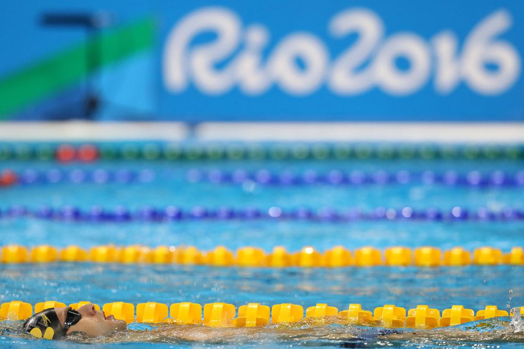 Rio Olympic Test Event Showed Same Pool Bias (2.0)
