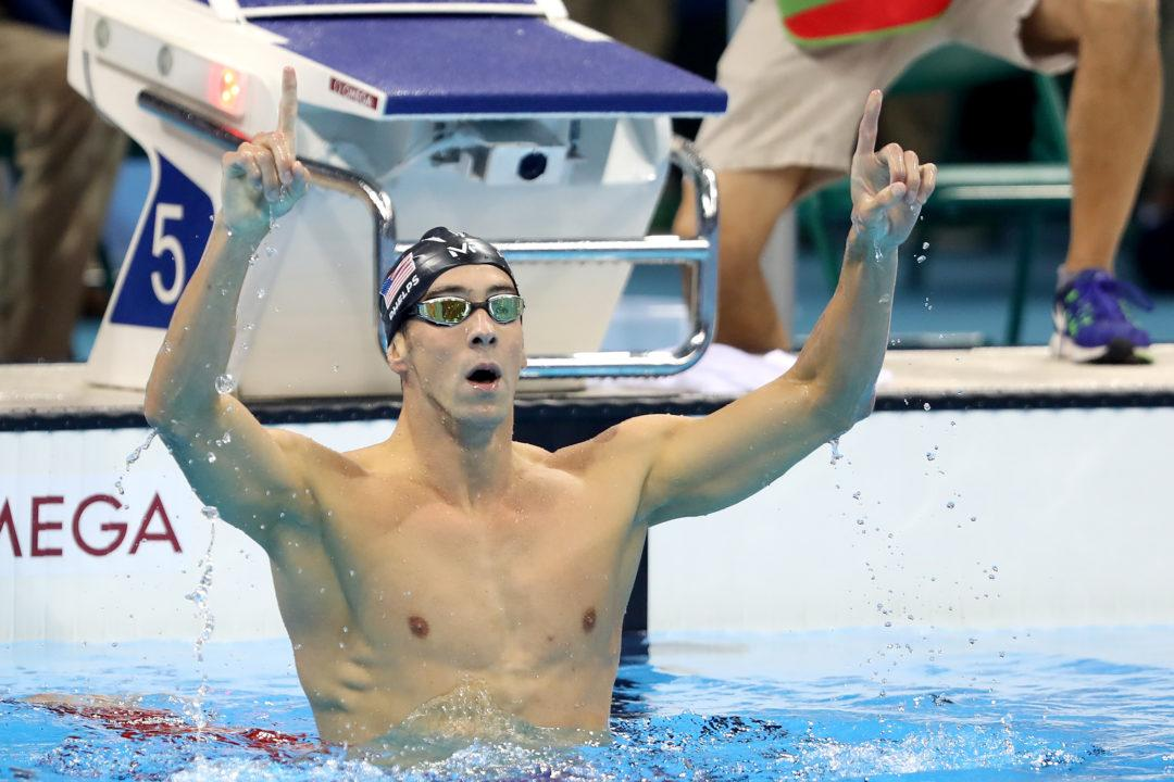 The Top 16 Swimming Stories of 2016
