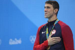 New Michael Phelps Documentary Series to Debut on Peacock on April 14