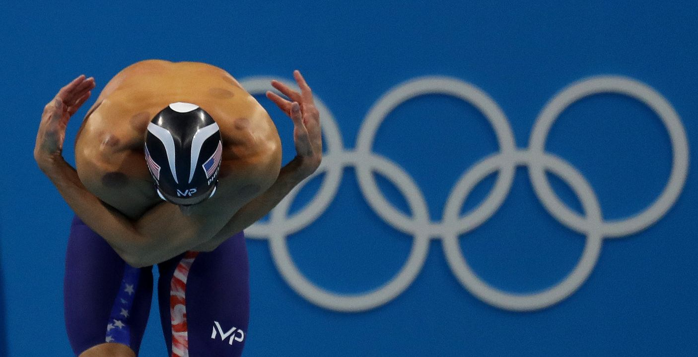 Here's What Swimmers Can Learn from Michael Phelps' Pre-Race Routine