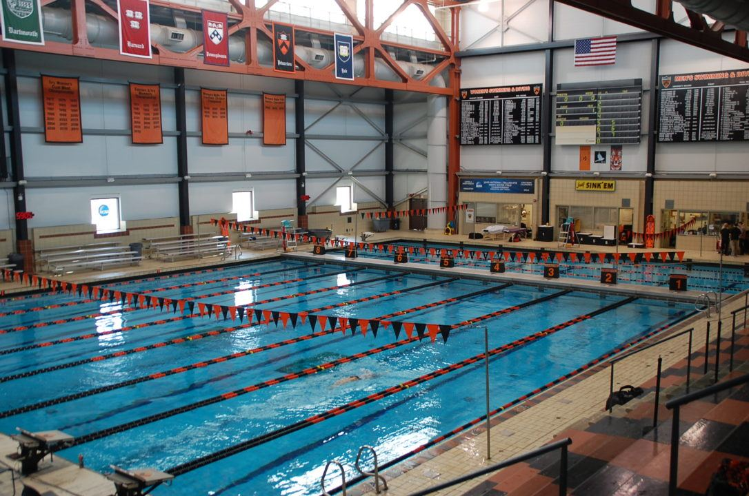 Princeton Suspends Men 39 S Swimming And Diving Team For Season Swimswam Princeton News