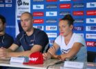 FINA World Cup 2016: Pressekonferenz mit Katinka Hosszu (Video)