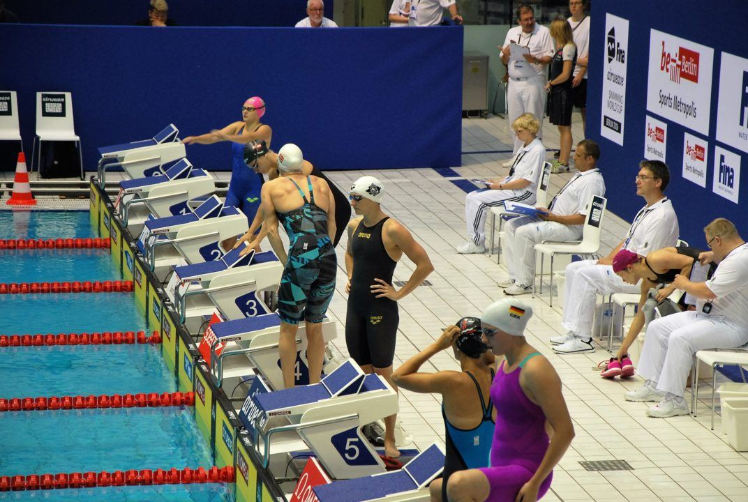 Women Swimmers Continue To Rock On Night 2 Of Bergen Swim Festival