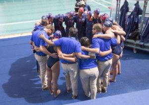 USA Women Advance to Water Polo Final in Budapest