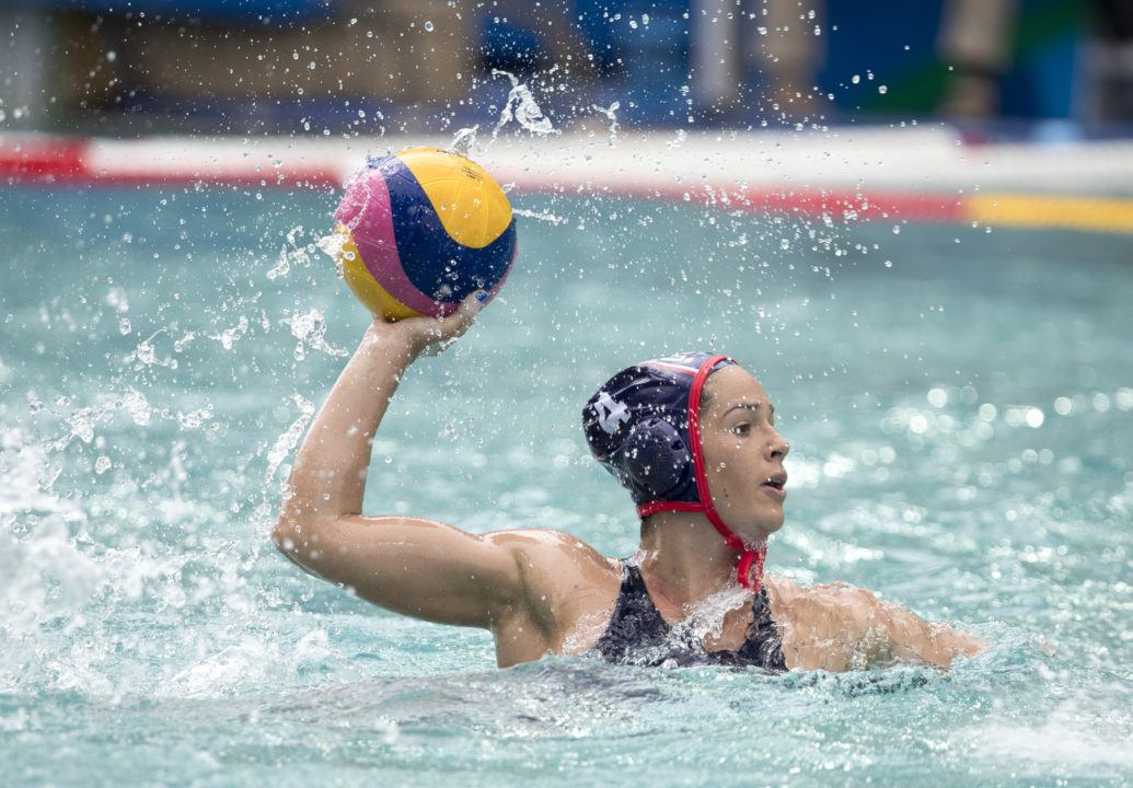 U.S. Women Secure Spot In Finals Of FINA World League