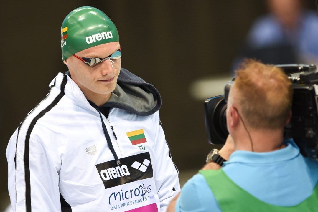 Bilis vence a Rapsys; Titenis logra la Mínima 'A' para Tokio en Lituania