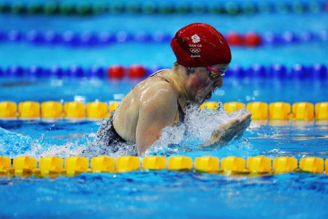 Hannah Miley, courtesy of Ian MacNicol/ScottishSwimming