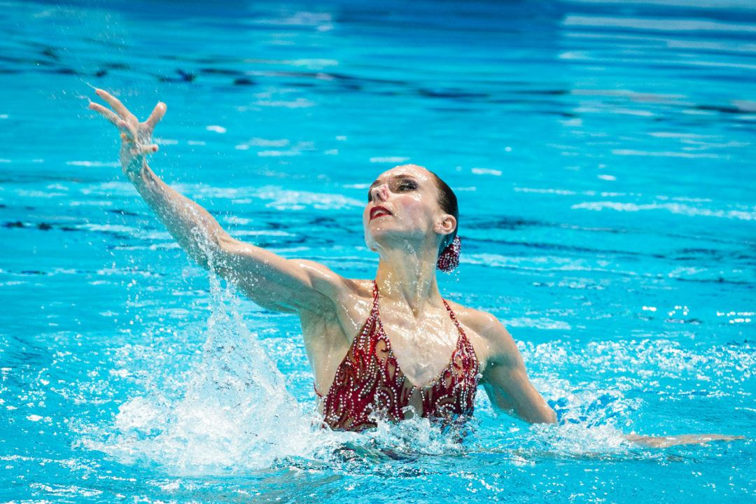 FINA Adds Highlight Routine To Synchro World Champs