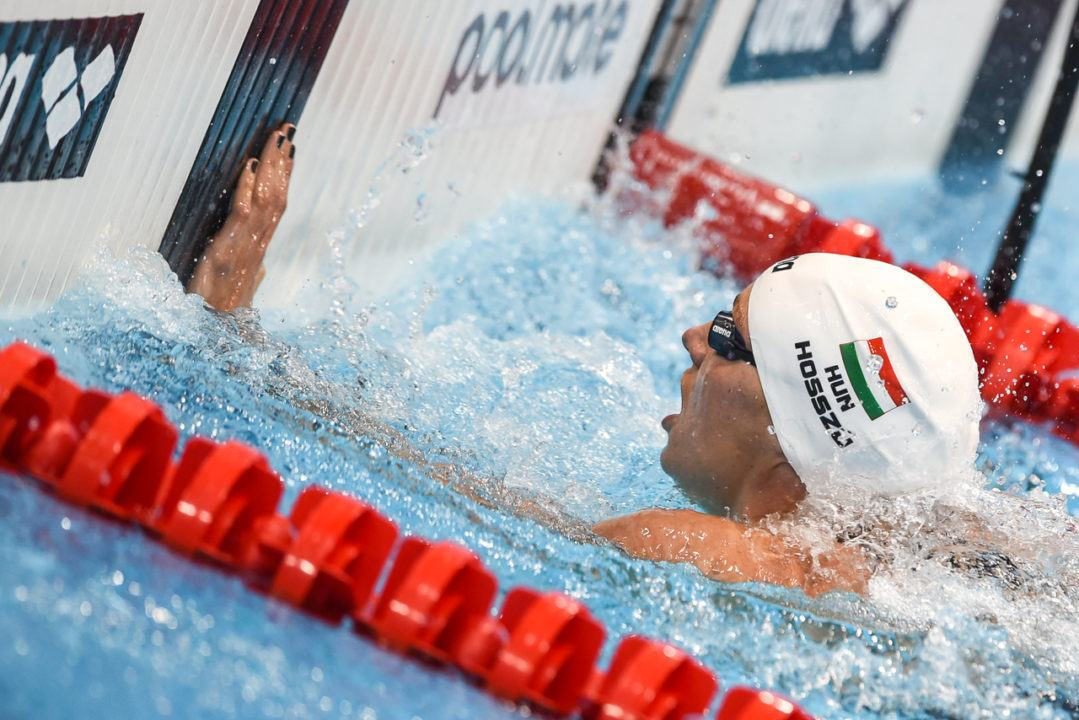 Hosszu, Kapas Do 400 Free Battle on Day 3 of Hungarian SC Nationals