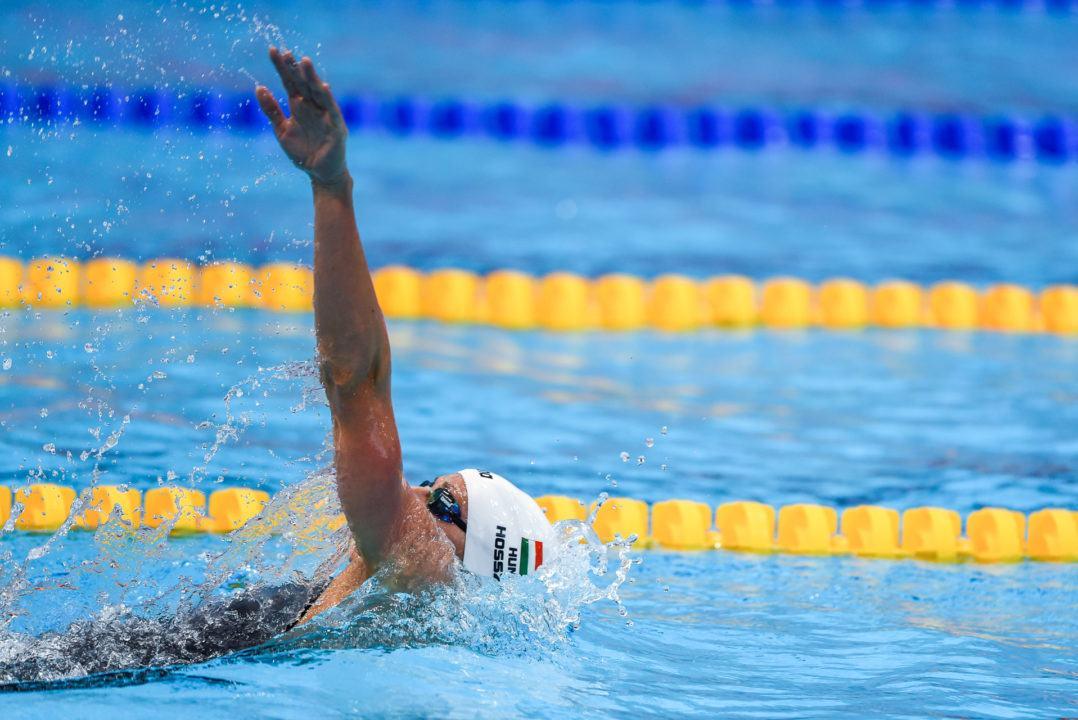 Katinka Hosszu Shatters Infamous Ye Shiwen 400 IM WR