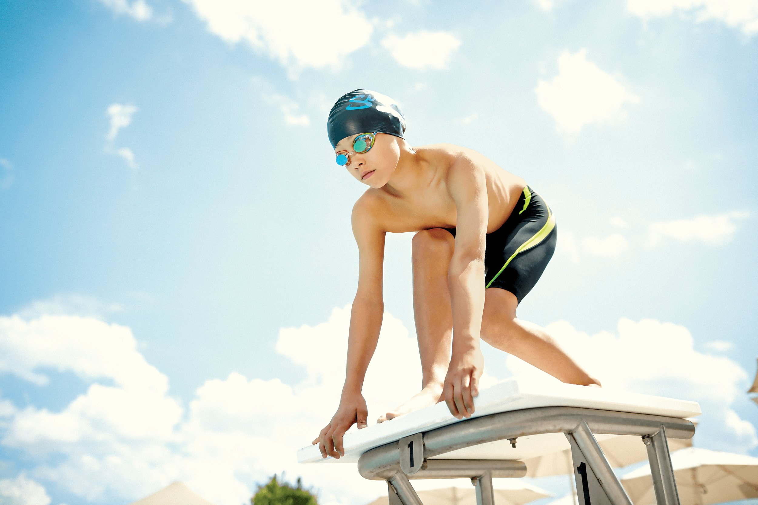 Developing Swimmers For A Life Time