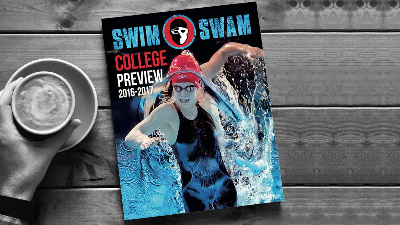 7 Reasons to Love the Katie Ledecky cover College Preview Magazine