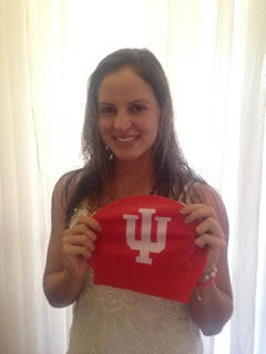 Maria Paul Heitmann will be an Indiana Hoosier.