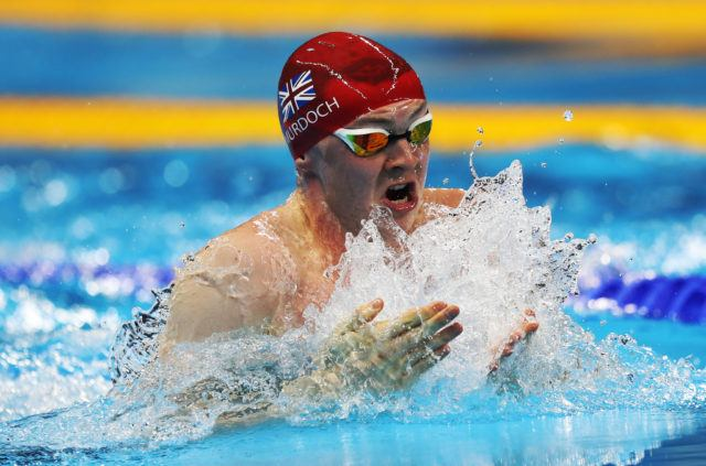 Ross Murdoch, courtesy of Ian MacNicol/ScottishSwimming