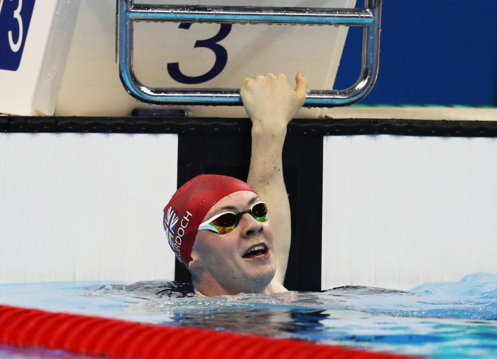 Murdoch & Thorpe Torch Scottish Records During Day 1 Prelims Of Nats