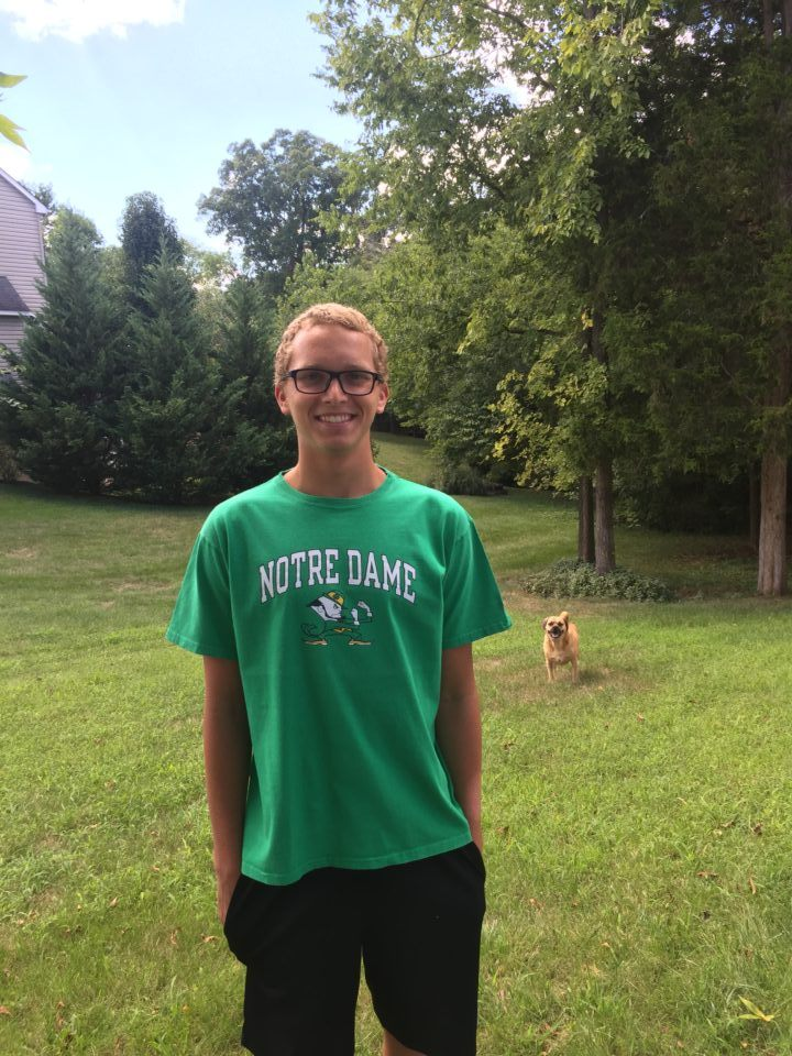 NCAP's Will Cumberland Verbally Commits to Notre Dame Fighting Irish